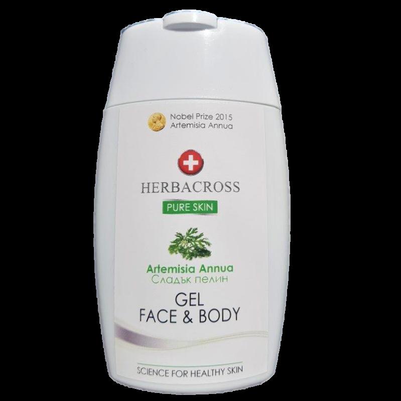 Антибактериален гел за лице и тяло